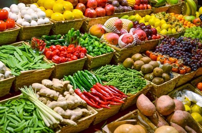 ung thư dạ dày nên ăn quả gì