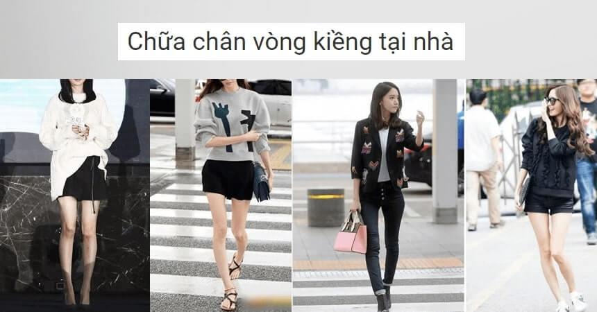 Chua chan vong kieng tai nha